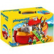 Playmobil, 1.2.3 - Min bärbara Noaks ark