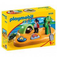 Playmobil, 1.2.3 - Piratö