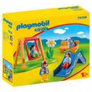 Playmobil 1.2.3 Barnens lekplats