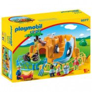 Playmobil 1.2.3 Djurpark 9377