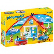 Playmobil 1.2.3 Semesterhus
