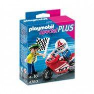 Playmobil, 4780 Pojkar med MC