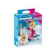 Playmobil, Princess - Prinsessa med spinnrocka