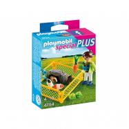 Playmobil 4794, Flicka med marsvin