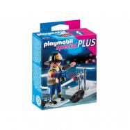 Playmobil, City Action - Brandman