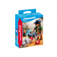 Playmobil 5384, Skattjägare