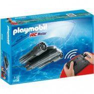 Playmobil 5536, Radiostyrd undervattensmotor