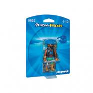 Playmobil 6822, Karibisk pirat