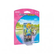 Playmobil, Wild Life - Djurtränare med kakadua