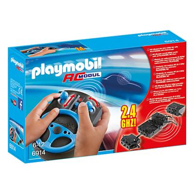 Playmobil, Tillbehör - Fjärrkontrollset 2,4 GHz