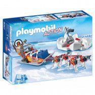 Playmobil, Sports&action - Husky-släde
