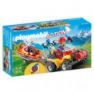 Playmobil, Sports&action - Fjällräddningsquad