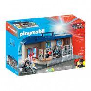 Playmobil, City Action - Bärbar polisstation