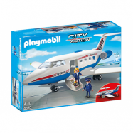 Playmobil, City Action - Passagerarplan