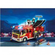 Playmobil City Action - Brandbil med ljud och ljus 5363