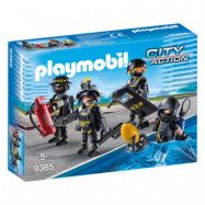 Playmobil City Action - Insatsstyrka 9365