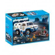 Playmobil, City Action - Värdetransport