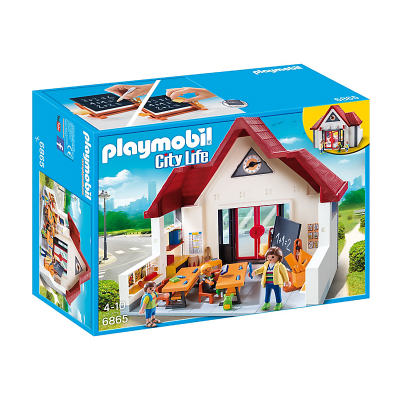 Playmobil City Life 6865, Skola