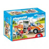Playmobil City Life, Ambulans med ljus och ljud