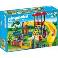 Playmobil City Life - Barnens Lekplats 5568