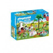 Playmobil City Life - Inflyttningsfest 9272