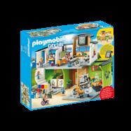Playmobil, City Life - Inredd skolbyggnad
