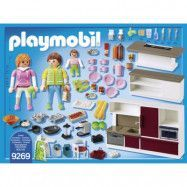 Playmobil City Life - Stort familjekök 9269