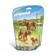 Playmobil, Wild Life - Två tigrar med unge