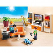 Playmobil City Life Vardagsrum 9267