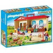 Playmobil Country 4897, Bärbar bondgård