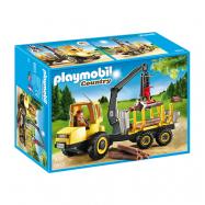 Playmobil Country 6813, Trätransport med kran