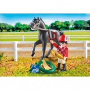 Playmobil Country Jockey 9261