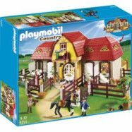 Playmobil Country - Stor Hästgård 5221