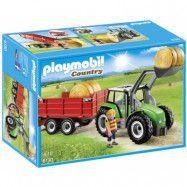 Playmobil, Country - Stor traktor med släp