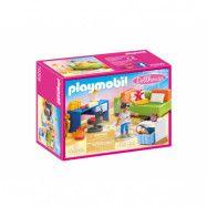 Playmobil Dollhouse - Tonåringens rum