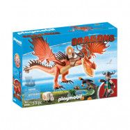 Playmobil Dragons - Snorslödder och Kroktand 9459