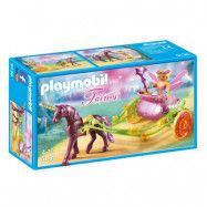 Playmobil Fairies - Älvvagn som dras av enhörningar 9136