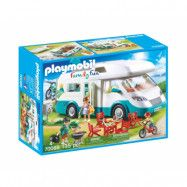 Playmobil Family Fun Familjehusbil
