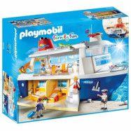 Playmobil Family Fun - Stor kryssningsbåt 6978
