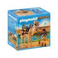 Playmobil, History - Egyptisk krigare med kamel
