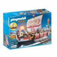 Playmobil History - Romerskt krigsfartyg 5390