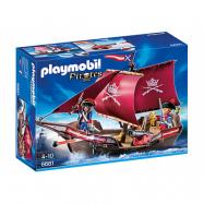 Playmobil, Pirates - Kanonskepp med soldater