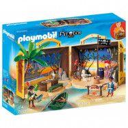 Playmobil Pirates 70150 Piratö att ta med