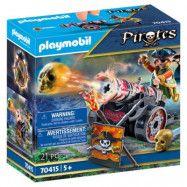 Playmobil Pirates - Pirat med kanon 70415