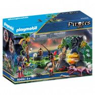 Playmobil Pirates Piratskattgömma 70414