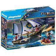 Playmobil Pirates Skepp med rödrockar 70412