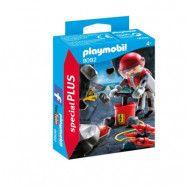 Playmobil Special Plus - Bergsprängare med spillror 9092