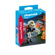 Playmobil Special Plus - Brandman med träd 9093