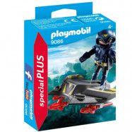 Playmobil Special Plus - Sky Knight med jetplan 9086
