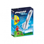Playmobil, Sports&action - Raket med avfyrningsramp